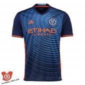 Camiseta New York City Segunda 2017 Azul
