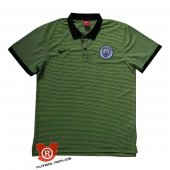 Camiseta Manchester City Polo 2017 Verde