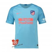 Camiseta Atletico Madrid Authentic Segunda 2019 Azul
