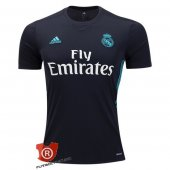 Camiseta Real Madrid Segunda 2018 Negro