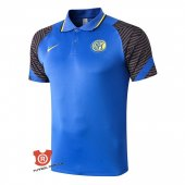 Camiseta Polo Inter de Milan 2021 Azul