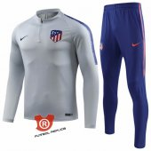 Chandal del Atletico Madrid 2019 Gris
