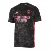 Camiseta Real Madrid Tercera 2021 Negro
