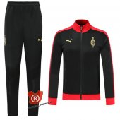 Chandal del AC Milan 120 Anos 2020 Negro