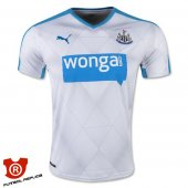 Camiseta Newcastle United Segunda 2016 Blanco