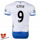 Camiseta Cisse Newcastle United Primera 2016 Blanco