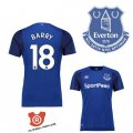 Camiseta Barry Everton Primera 2018 Azul