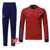 Chandal del Atletico Madrid 2019 Rojo