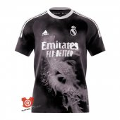 Camiseta Real Madrid Human Race 2021 Negro