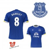 Camiseta Barkley Everton Primera 2017 Azul
