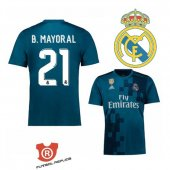Camiseta B.mayoral Real Madrid Tercera 2018 Azul