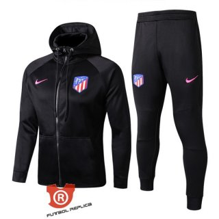 Chandal del Atletico Madrid 2018 Negro