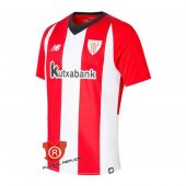 Camiseta Athletic Bilbao Primera 2019 Rojo y Blanco