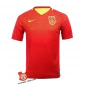 Camiseta China Primera 2017 Rojo