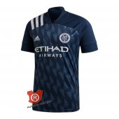 Camiseta New York City Segunda 2021 Azul