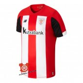 Camiseta Athletic Bilbao Primera 2020 Rojo y Blanco