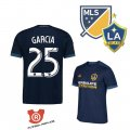 Camiseta Garcia Los Angeles Galaxy Segunda 2018 Azul