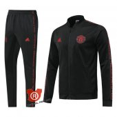 Chandal del Manchester United 2020 Negro