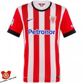 Camiseta Athletic Bilbao Primera 2015 Rojo y Blanco