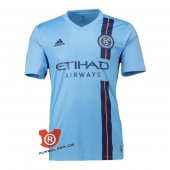 Camiseta New York City Primera 2020 Azul Tailandia