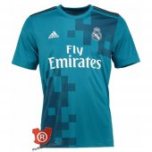 Camiseta Real Madrid Tercera 2018 Verde