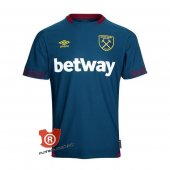Camiseta West Ham United Segunda 2019 Azul