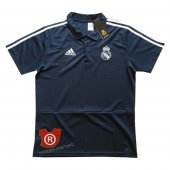 Camiseta Real Madrid Polo 2018 Azul