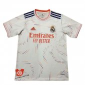 Camiseta Real Madrid Primera 2022 Blanco Tailandia