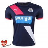 Camiseta Newcastle United Tercera 2016 Negro