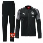 Chandal del Arsenal N98 2020 Negro