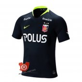 Camiseta Urawa Red Diamonds Segunda 2020 Negro Tailandia
