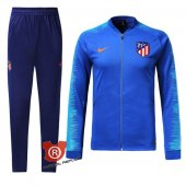 Chandal del Atletico Madrid 2019 Azul
