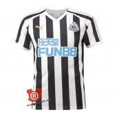 Camiseta Newcastle United Primera 2019 Blanco y Negro