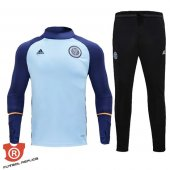Camiseta New York City Traje de Entrenamiento Azul 2017