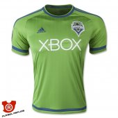 Camiseta Seattle Sounders Primera 2016 Verde