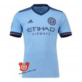Camiseta New York City Primera 2019 Azul Tailandia