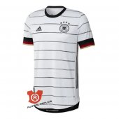 Camiseta Alemania Authentic Primera 2020 Blanco