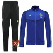 Chandal del Manchester United 2020 Azul