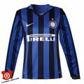Camiseta ML Inter de Milan Primera 2016 Blanco