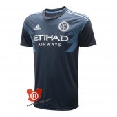 Camiseta New York City Segunda 2019 Negro Tailandia