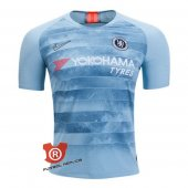 Camiseta Chelsea Authentic Tercera 2019 Verde