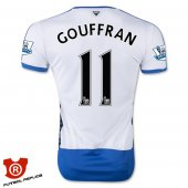 Camiseta Gouffran Newcastle United Primera 2016 Blanco