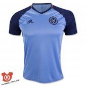 Camiseta New York City Entrenamiento Azul 2017