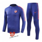 Chandal del Atletico Madrid 2019 Purpura