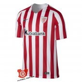Camiseta Athletic Bilbao Primera 2017 Rojo y Blanco