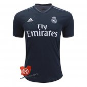 Camiseta Real Madrid Authentic Segunda 2019 Azul