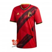 Camiseta Belgica Authentic Primera 2020 Rojo