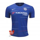 Camiseta Chelsea Authentic Primera 2019 Azul