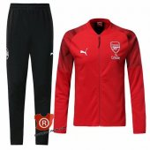 Chandal del Arsenal N98 2020 Rojo