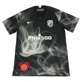 Camiseta Atletico Madrid EA Sports 2019 Negro Tailandia
